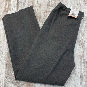 NWT Sag Harbor gray dress pants